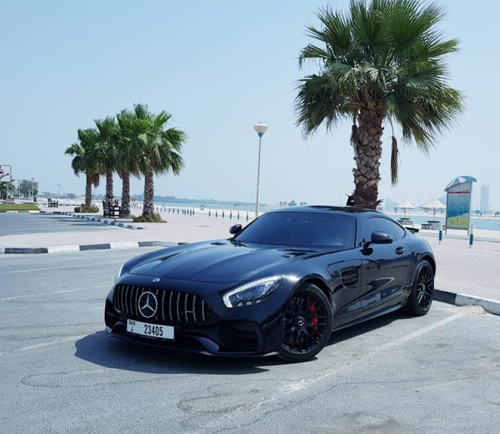 Mercedes GTS Edition